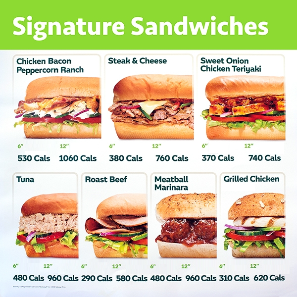 63 rows · Subway catering prices aren't too expensive as they offer various selections such as .